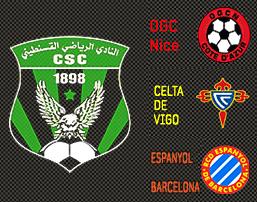Matchs GALA du CSC