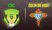 Match Gala CSC - Celta de Vigo