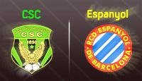 Match Gala CSC - RCD Espanyol de Barcelona